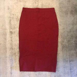 Zara Traulific Skirt